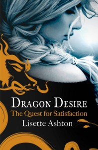 Ashley ListerDragon Cover