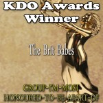 Brit Babesgroup-most-honoured