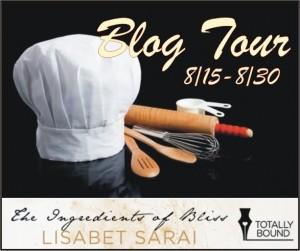 Lisabet Sarai Bliss tour 1