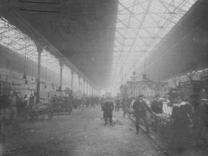 old smithfield market