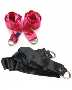 pink-black-satin-ties