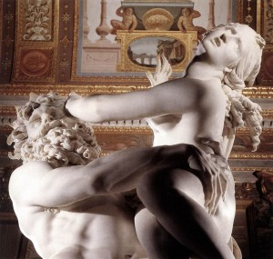 Bernini's Hades and Persephone