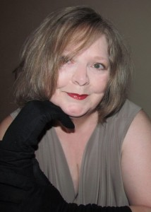 Author Nia Farrell