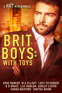 Brit Boys: With Toys