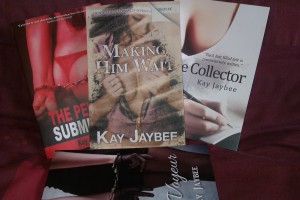 Kay Jaybee and Steve PPMHW books coll