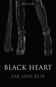 Zak Jane Keir Black Heart post