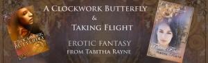 Tabitha Rayne Taking Flight ACB promo small