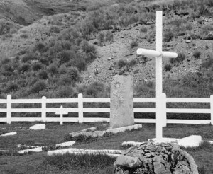 Shackleton's Grave