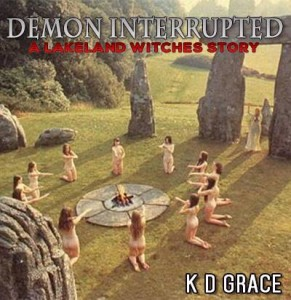 Demon Interrupted Image by Kev