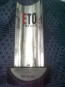 My award 2