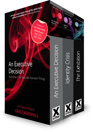 The Executive Decision Boxed Set