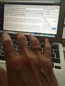 Scribe computer keyboardMG_0777