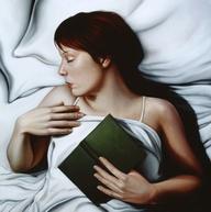 Sleeping woman reading181340322466666994_IswNAb85_b