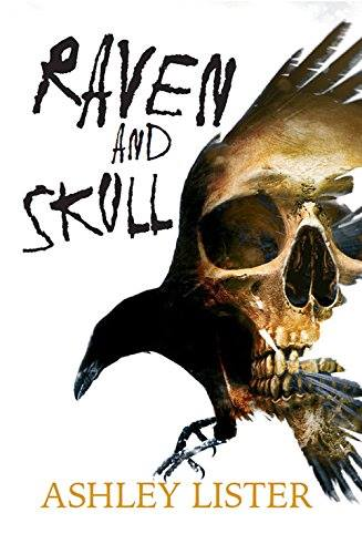 Ashley Lister Raven and Skull cover image 29 June 13474266_10208485044217586_218274077_n